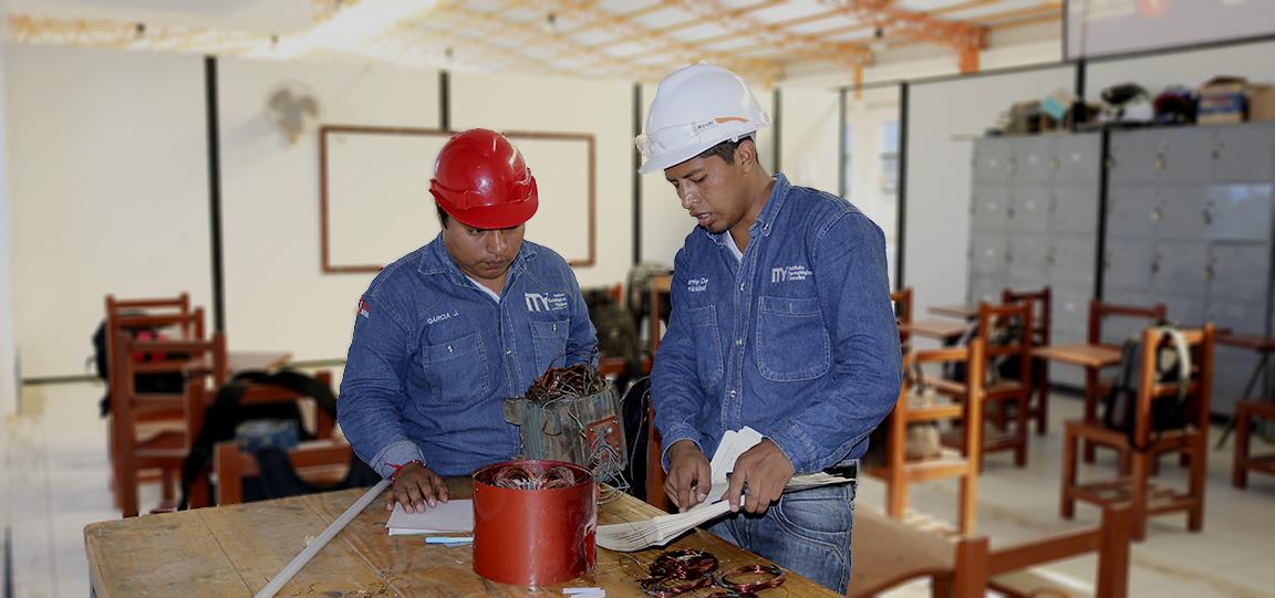 Convocatoria a Compulsa de Méritos y Evaluación Práctica para Cargo Docente Electricidad Industrial