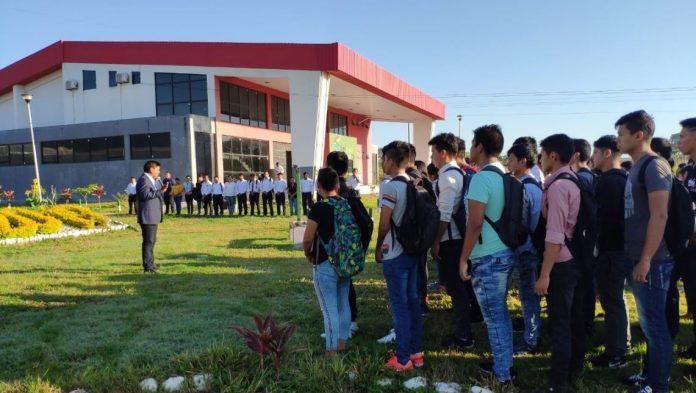 El Instituto Tecnológico Yacuiba ITY inicia actividades académicas de la gestión 2019