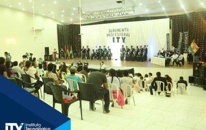 Acto de Graduación I.T.Y.