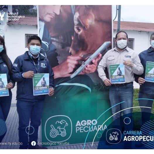 EL TECNOLÓGICO ANUNCIA LA CONVOCATORIA PARA LA 2 ADMISIÓN PARA LA CARRERA DE AGROPECUARIA GESTIÓN 2021