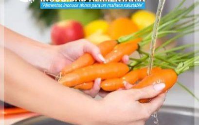 7 de Junio Día Mundial de la Inocuidad de los Alimentos