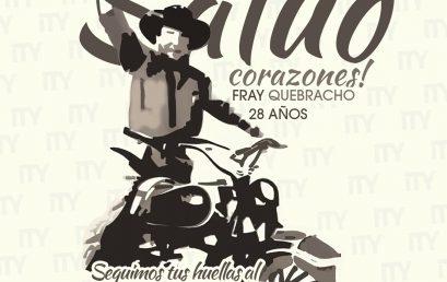 RECUERDO FRAY QUEBRACHO
