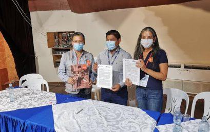 Convenio con la ONG Ayuda en Acción
