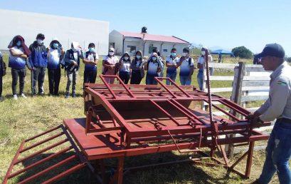 DÍA DE CAMPO de Exposición y Demostraciones de la Carrera de Agropecuaria